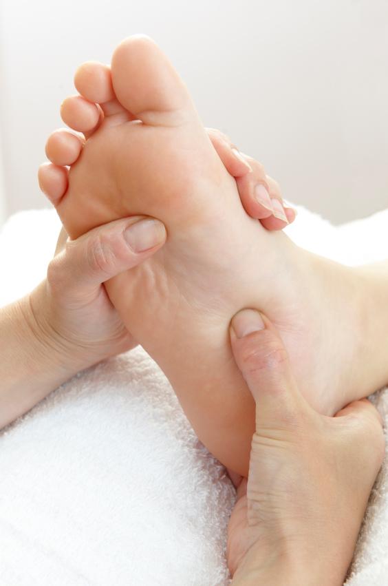 foot masage